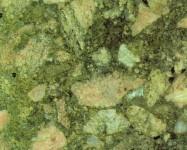Scheda tecnica: GREEN MARINACE, breccia naturale lucida brasiliana