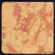 Scheda tecnica: ROSSO VERONA, marmo naturale burrattato italiano