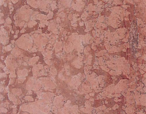 Scheda tecnica: ROSSO ASIAGO, marmo naturale sabbiato italiano
